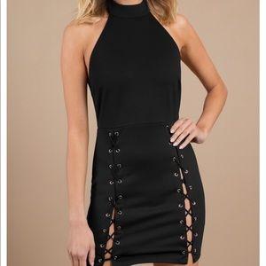 Tobi black cocktail dress (NWT)